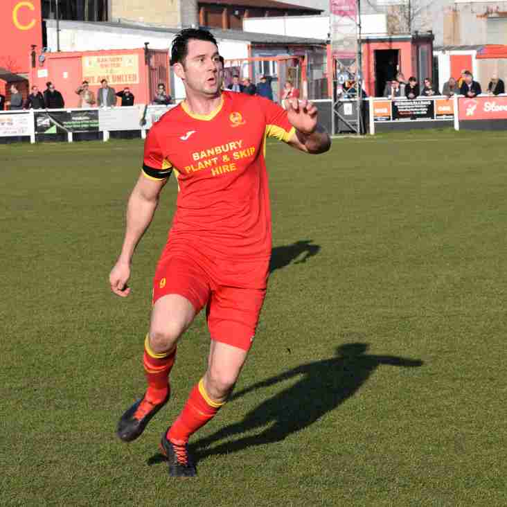 Match report – Banbury United 1 St Ives Town 2
