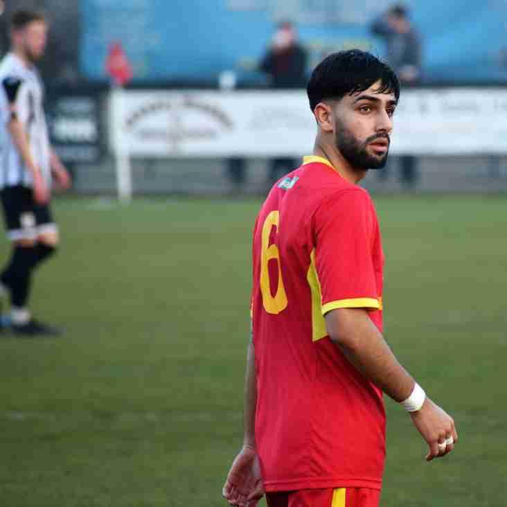 New Video - Ravi Shamsi's goal on Saturday