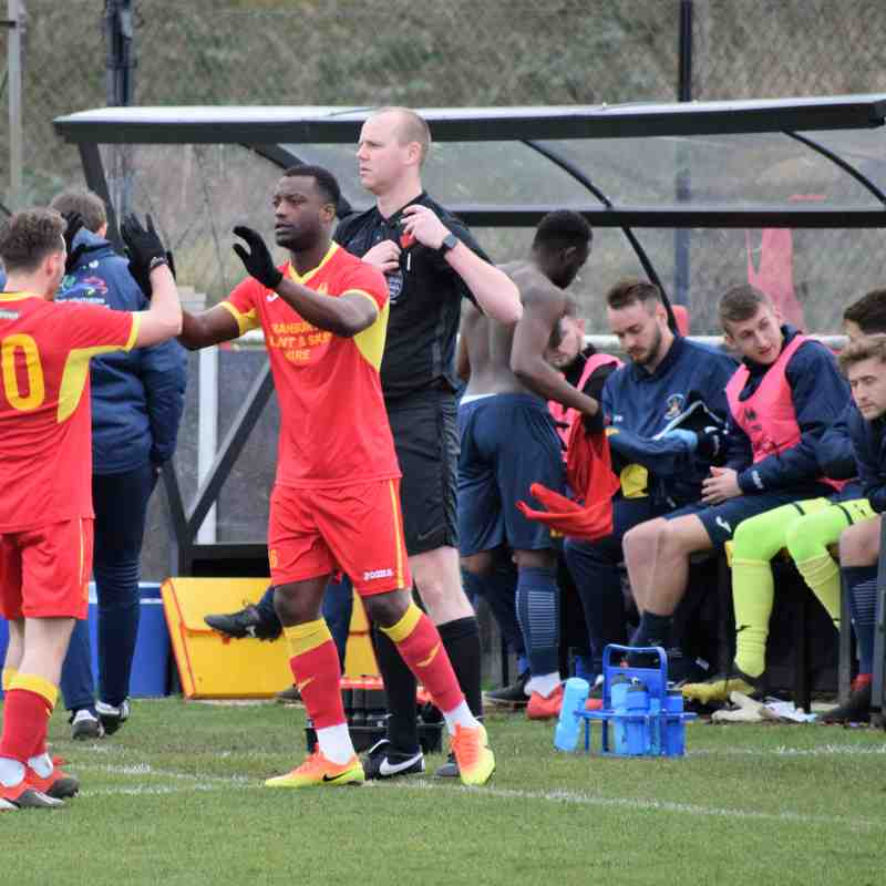 Banbury United 2 Needham Market 1
