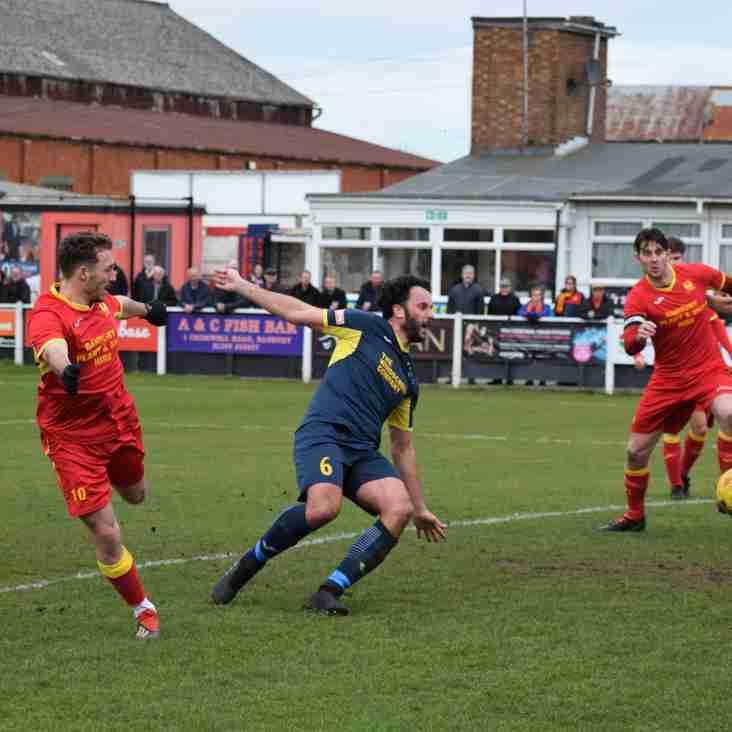 Match report – Banbury Utd 2 Needham Market 1