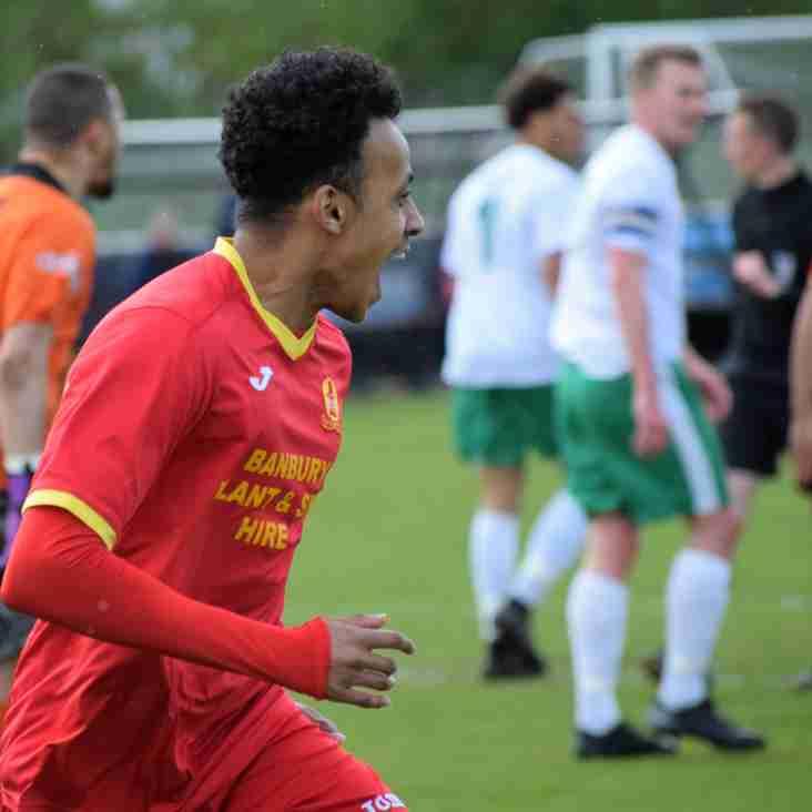 Match report – Banbury United 1 Hitchin Town 2