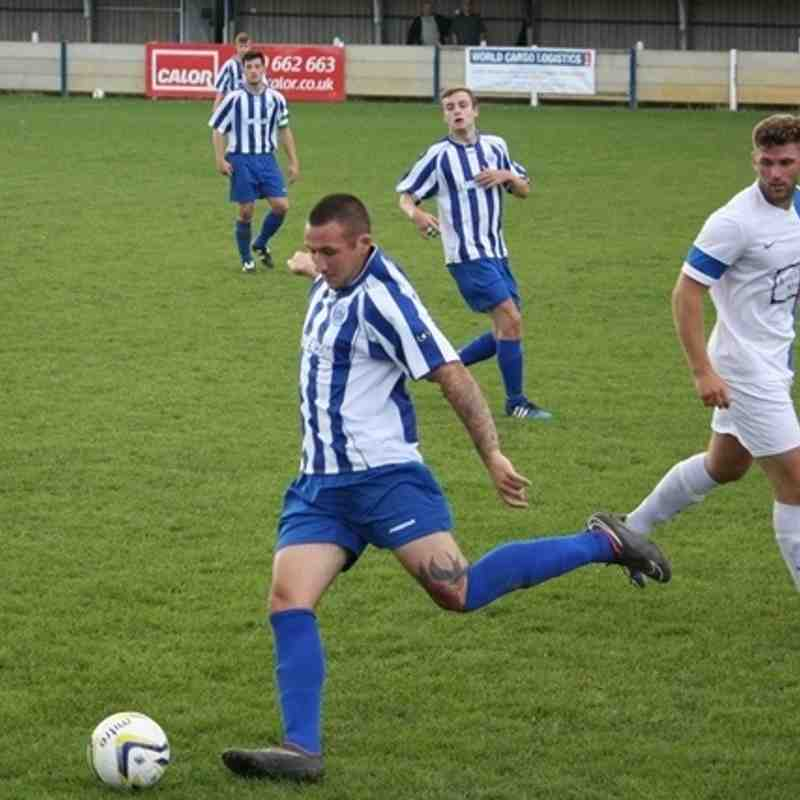 First Team  v Spelthorne Sports - 19th September 2015