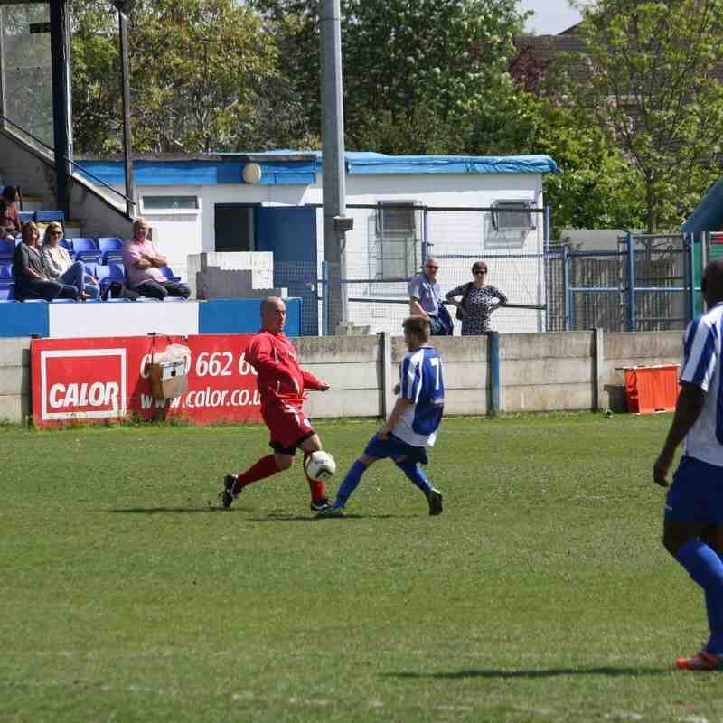 Chertsey Town 125th Anniversary Match