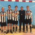 Dalkeith Thistle FC - FUTSAL lose to Edinburgh University  5 - 12