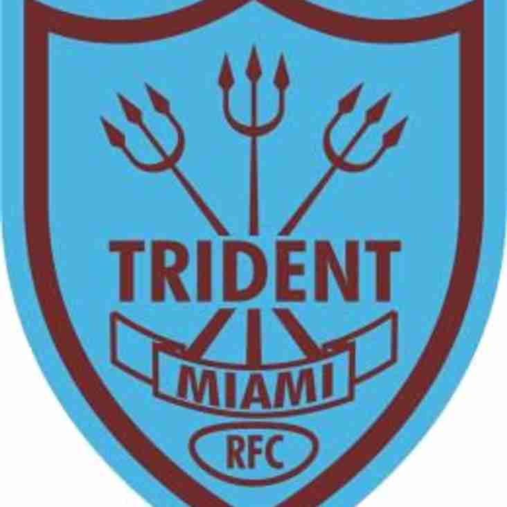 The Trident R.F.C. Annual General Meeting is Announced