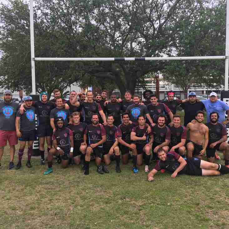 It's a Third Straight Trip to the Florida State Finals for the Trident RFC