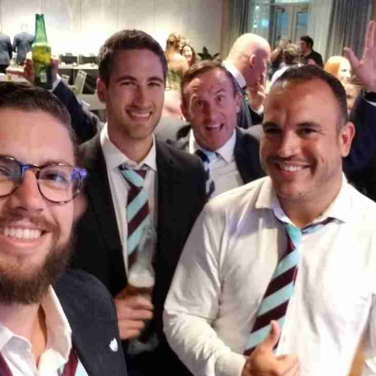 Trident RFC End of the Year Banquet, 2019 is a Huge Success