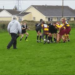 South Molton Under 11's v Oakhampton Under 11'a