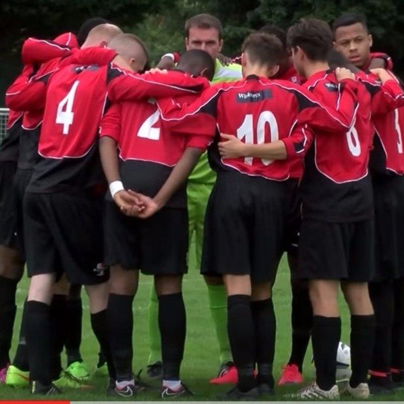 Cobham Football Club-1st team lose to South Park Res 0 - 5