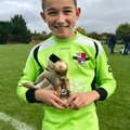 Man of the Match for U11 Cobras last weekend goes to Dan