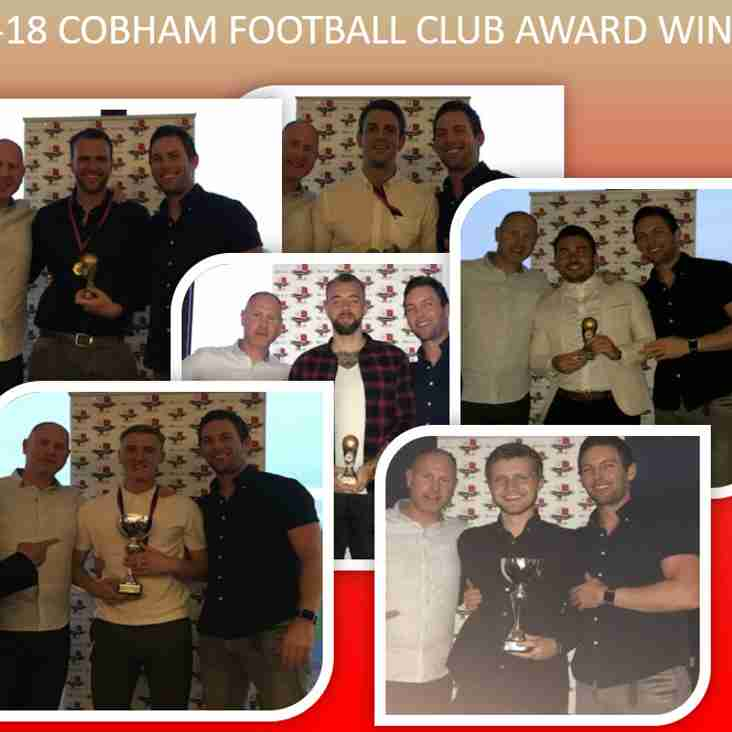 1ST TEAM AWARDS EVENING