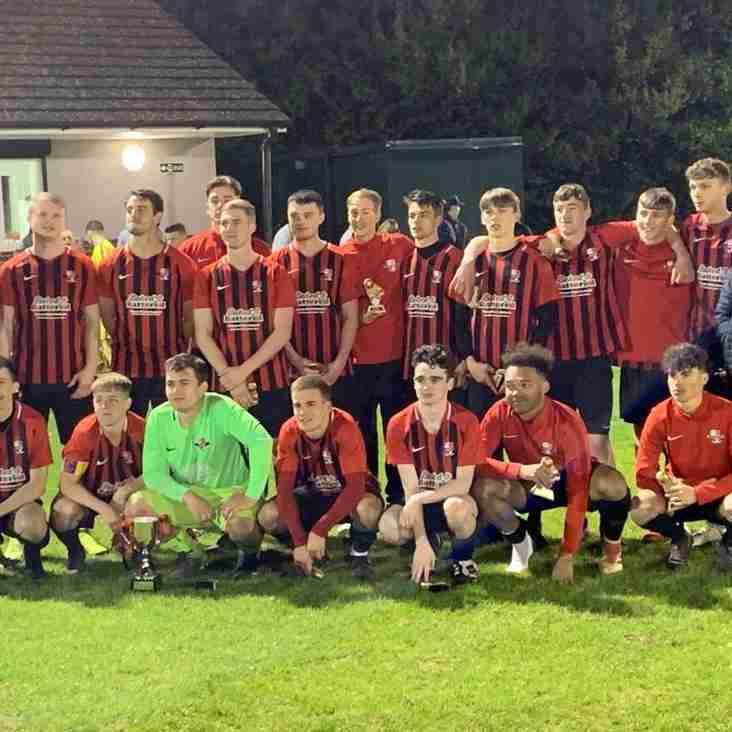 U23's clinch the League Cup on penalties!