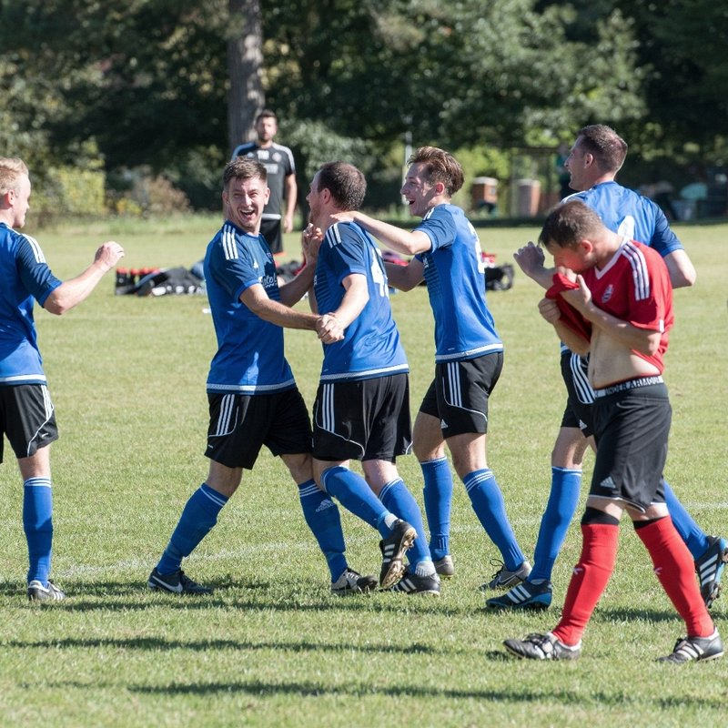 Guildford Albion beat Gordon's School Old Boys