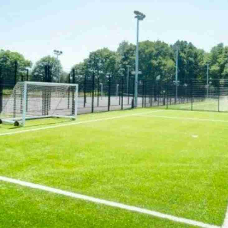 State-of-the-art Training Venue Secured