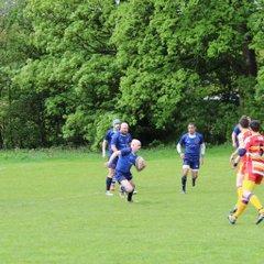 Rugby League Season. Littleborough v Mancunians