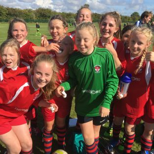 Radcliffe Olympic 6-0 West Bridgford Dragons