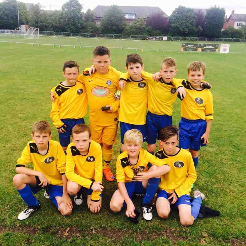 St Helens Tournament