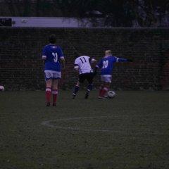 Portsmouth Ladies DS 6 Denham United Ladies Reserves 0 - 29/01/17