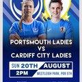MATCH INFORMATION: Pompey vs Cardiff