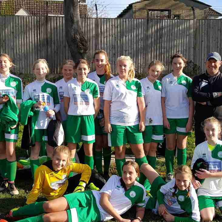 REPORT: Under-13s Greens win 6-3 against Eastbourne