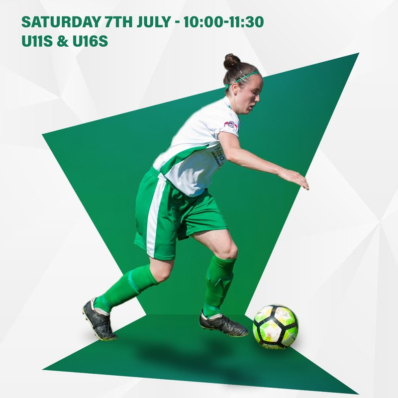 Sign up for the Chichester City Youth Trials in July