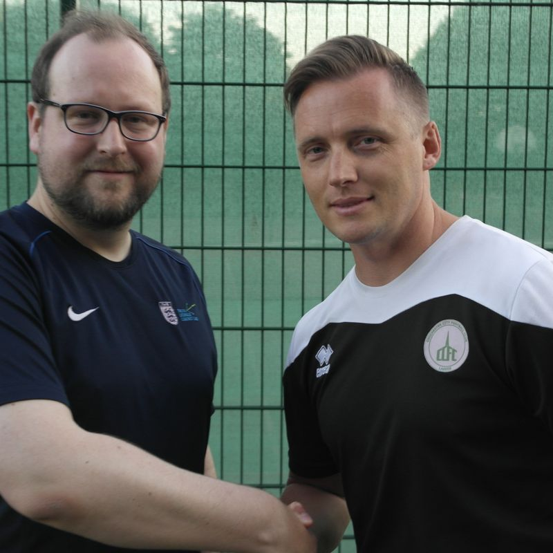Lee Hurrell appointed Assistant Manager