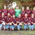 Rhostyllen Reserves beat Mynydd Isa Spartans 2 - 1
