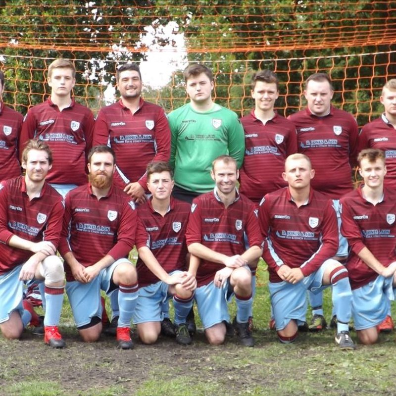 Rhostyllen Reserves beat Ruthin Town 6 - 3