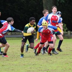 Huntly vs Spartans 28 June 2014