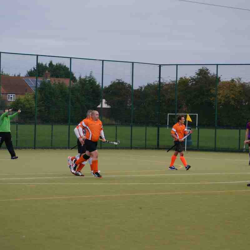 Mens 1st XI v Huddersfield Dragons 2 - 17th October 2015
