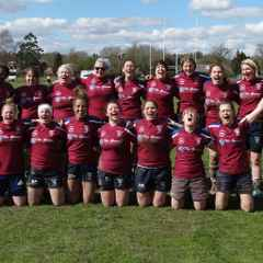 Bletchley Ladies top National Championship Midlands 1