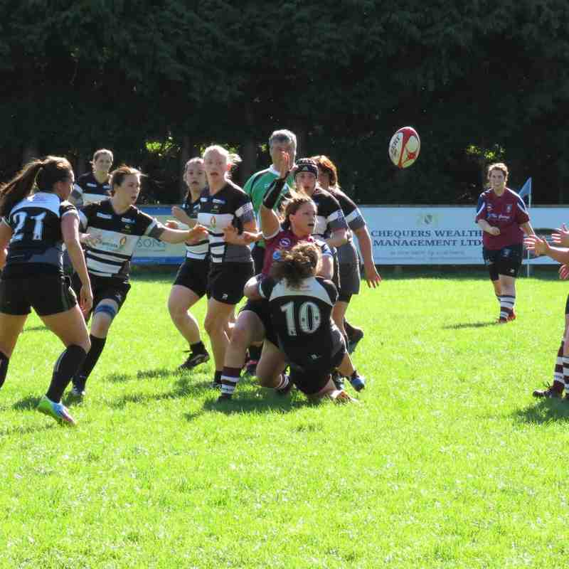 Ladies v Bridgenorth