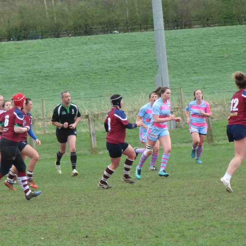 Worcester 2nds 24- Ladies 7