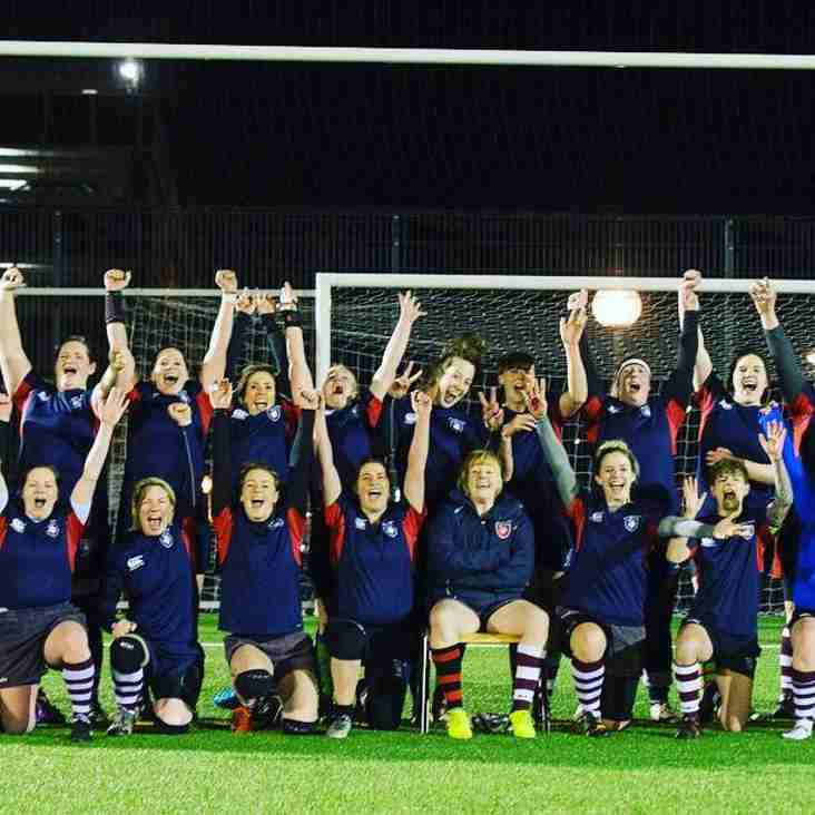 Victory takes Bletchley Ladies to Alliance Shield Final
