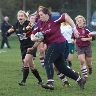 Bletchley Ladies 19 - West Bridgford Ladies 14