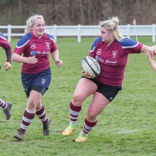 Harrogate Ladies 61-Bletchley Ladies 5