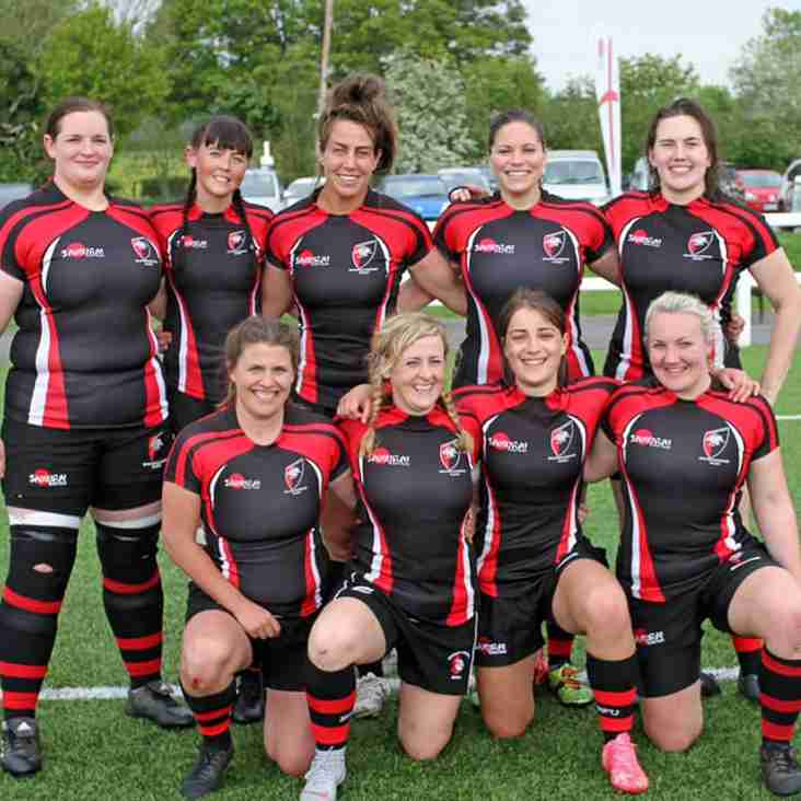 Bletchley Ladies star in Bucks County Victory.