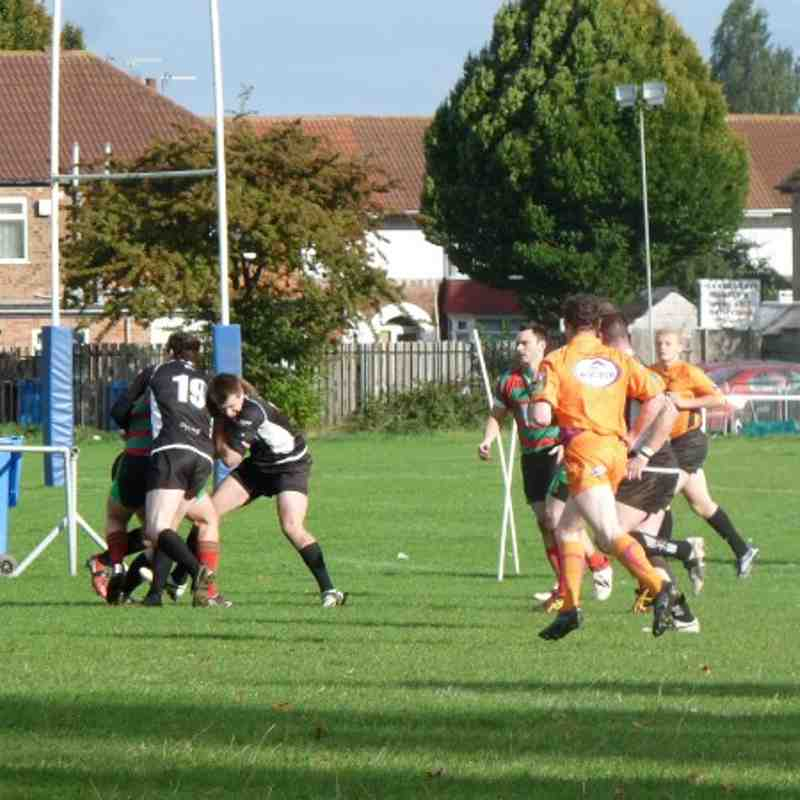 Myton Warriors V Cas Panthers Part 2 25/09/10