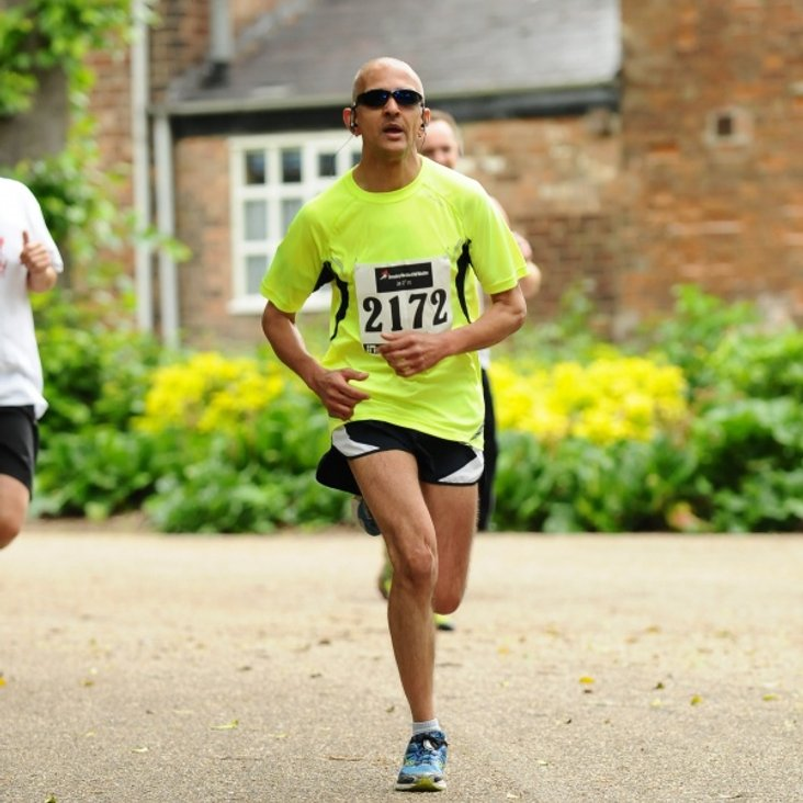 Private Adrian Smith Completed His Third Half Marathon On Behalf of Soldiers League<