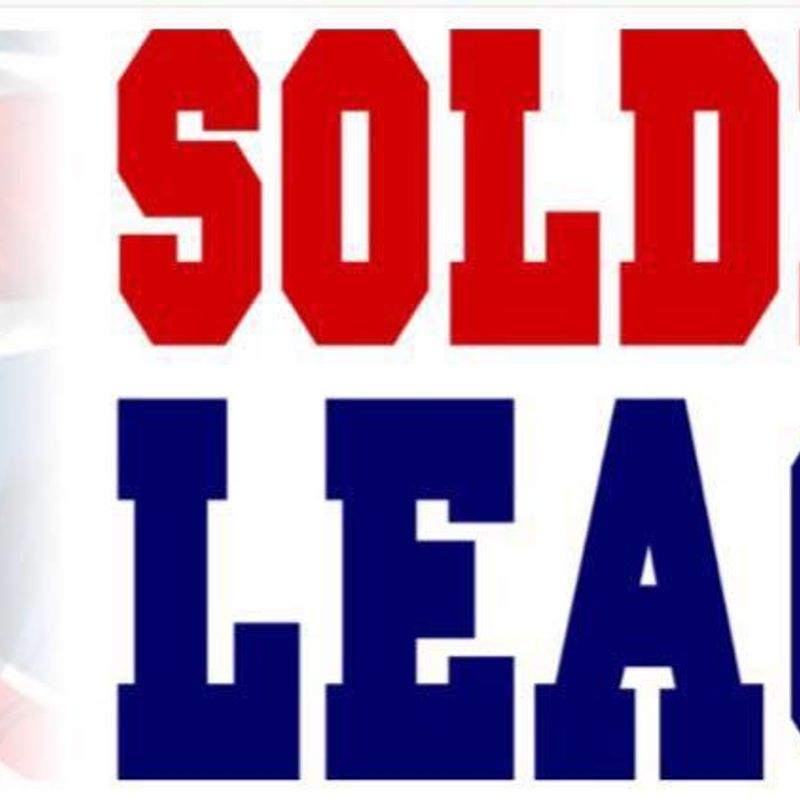 SOLDIERS LEAGUE ARE CURRENTLY LOOKING FOR VOLUNTEERS.