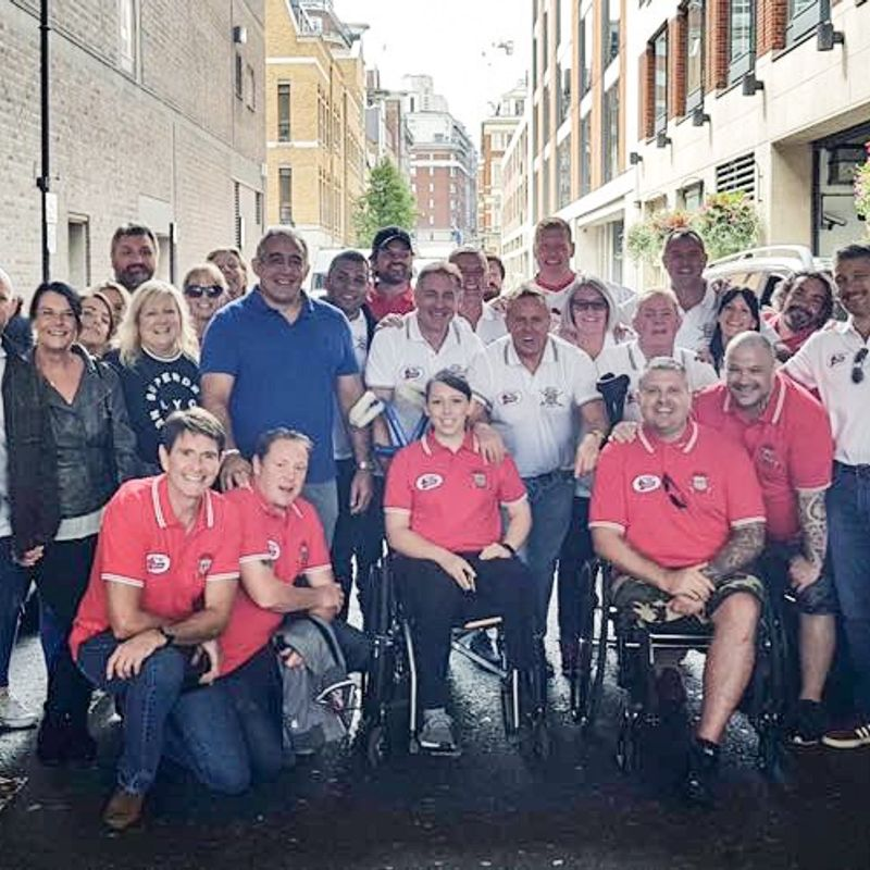Soldiers League Wembley Challenge Cup Final 2018