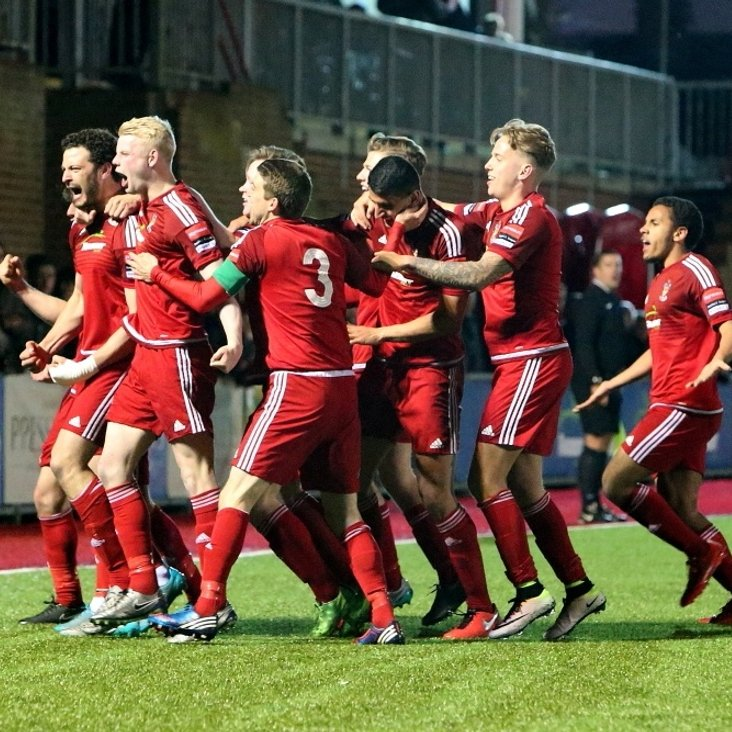 Match Report: Worthing 3-0 Faversham Town<