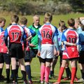 Huntly run Spartans close