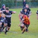 Oldfield Old Boys15 -v Winscombe  1sts26