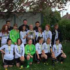 U13s Secure Treble Winning 5-2 Earlier Today  In Trilling Extra Time Cup Final Victory