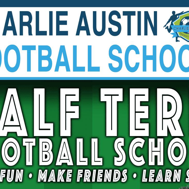 Charlie Austin Football School at AFC Corsham