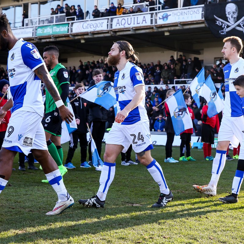 Bristol Rovers Feb 18