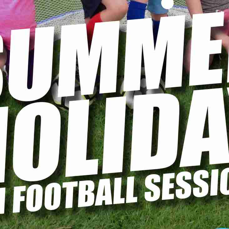 Think Football Summer Holiday Sessions