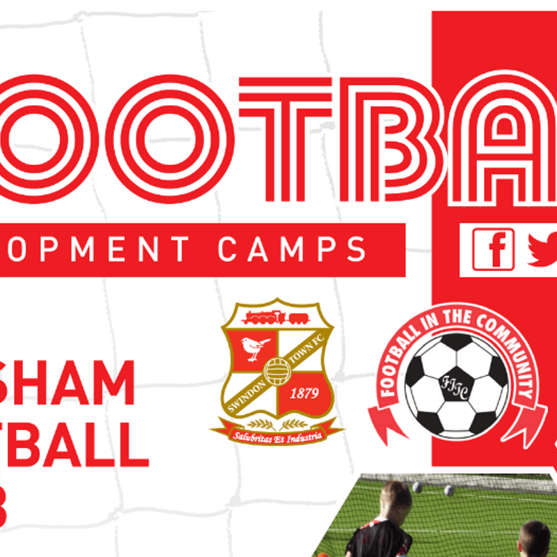 Swindon Football Camp returns to Leafy Lane for Half Term