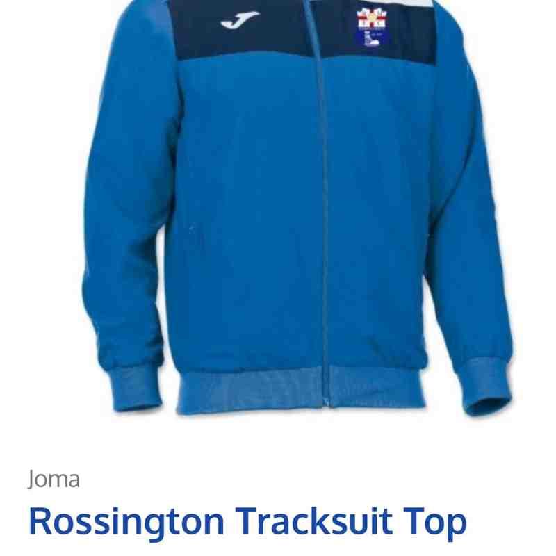 Track suit Jacket